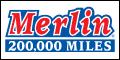 Merlin 200,000 Mile Shops
