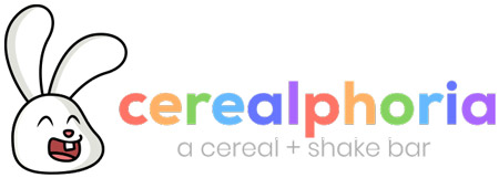 Cerealphoria a cereal + shake bar