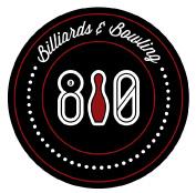810 Bowling logo