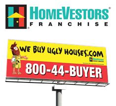 HomeVestors of America / We Buy Ugly Houses