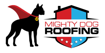 Mighty Dog Roofing logo
