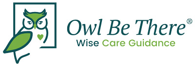 Owl Be There logo