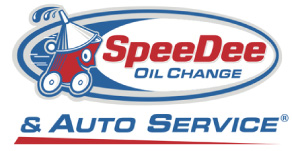 SpeeDee Oil Change and Auto Service logo